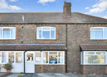 Thumbnail 2 bed terraced house for sale in Dominion Close, Worthing, West Sussex
