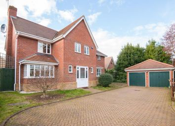 Thumbnail 4 bed detached house for sale in Dominic Court, Waltham Abbey, Essex