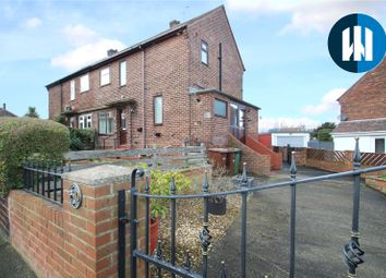 Grange View, Hemsworth, Pontefract WF9. 3 bed semi-detached house for sale