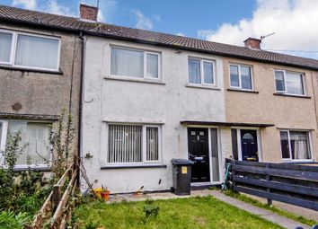 Thumbnail 3 bed terraced house for sale in 19 Melbreak Avenue, Cleator Moor, Cumbria