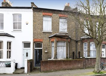 Thumbnail 3 bedroom terraced house for sale in Becklow Road, London