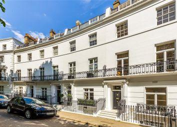 Thumbnail 4 bedroom terraced house for sale in Egerton Crescent, Chelsea, London