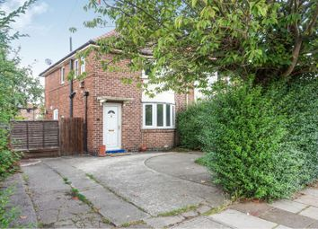 Thumbnail 3 bedroom semi-detached house for sale in Danesfort Avenue, York