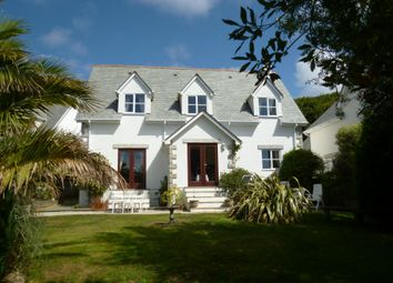 Thumbnail 4 bed detached house for sale in Old Cable Lane, St. Levan, Porthcurno