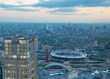 Thumbnail 2 bed flat for sale in Stratford Central, Stratford City, London