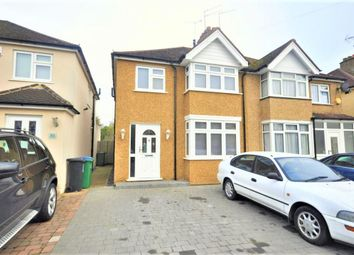Thumbnail 3 bed semi-detached house to rent in First Avenue, Garston, Watford