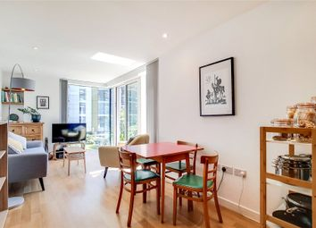 Thumbnail 1 bed flat for sale in Waterside Apartments, Woodberry Park, Goodchild Road, London