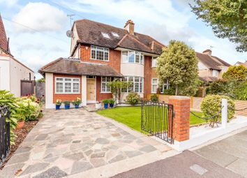 Thumbnail 3 bed semi-detached house for sale in Cambridge Avenue, New Malden