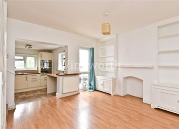 Thumbnail 2 bed terraced house to rent in Felixstowe Road, London