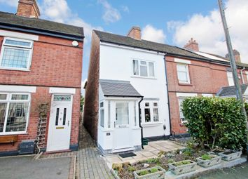 Thumbnail 2 bed end terrace house for sale in New Street, Dordon, Tamworth