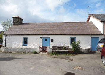 Thumbnail 2 bed cottage for sale in Heol Non, Llanon, Ceredigion