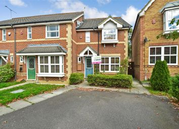 Thumbnail 2 bed end terrace house for sale in Phillips Close, Maidenbower, Crawley, West Sussex