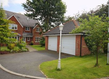 Thumbnail 6 bed detached house for sale in Orchard Court, Billinge, Wigan