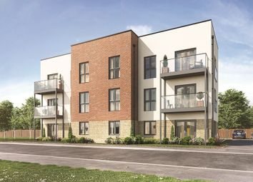 "Thumbnail 2 bed flat for sale in ""Hartington House"" at Downs Road, Minster Lovell, Witney"