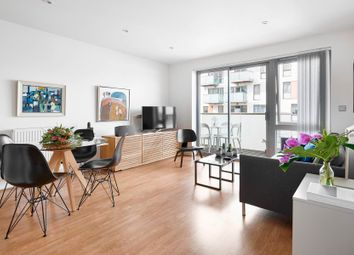 Thumbnail 1 bedroom flat for sale in Abbotts Wharf, Stainsby Road, London