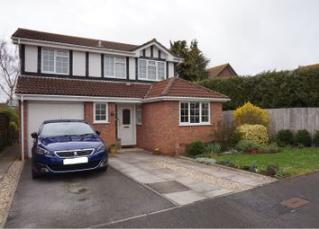 Thumbnail 4 bedroom detached house for sale in Vian End, Weston-Super-Mare