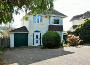 Thumbnail 3 bed detached house for sale in Sidford High Street, Sidford, Sidmouth