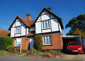 Thumbnail 3 bed detached house for sale in The Street, Stisted, Essex
