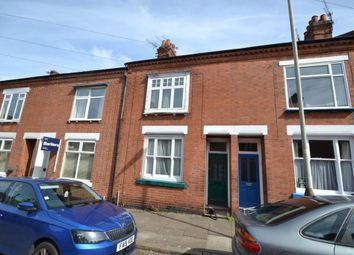 Thumbnail 3 bed terraced house for sale in Hartopp Road, Leicester