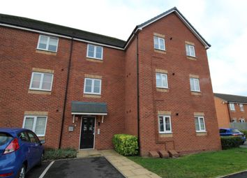 Thumbnail 2 bed flat for sale in Swan Close, Nuneaton