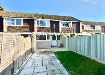 Thumbnail 2 bed terraced house to rent in Grange Gardens, Bedford
