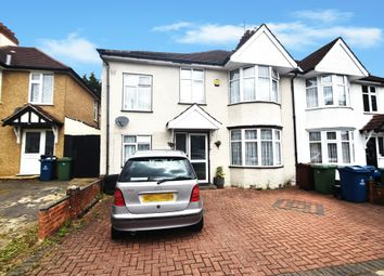 Thumbnail 5 bedroom semi-detached house for sale in Beechwood Gardens, Harrow