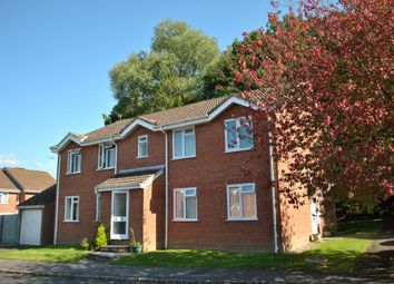 Thumbnail 2 bed maisonette to rent in Hazel Coppice, Hook