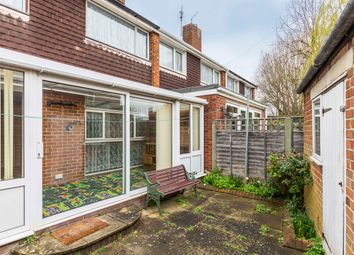 Thumbnail 3 bedroom end terrace house for sale in Albert Road, Cosham, Portsmouth