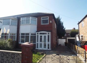 Thumbnail 3 bedroom semi-detached house for sale in Park Hill, Bury Old Road, Prestwich, Manchester