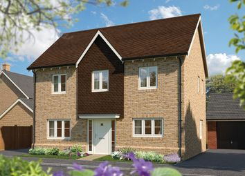 """Thumbnail 4 bed detached house for sale in """"The Chestnut"""" at Hadham Road, Bishop's Stortford"""