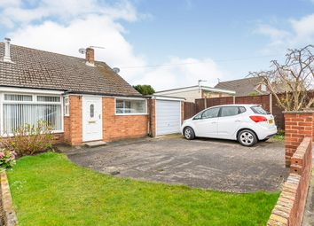 Thumbnail 3 bed bungalow for sale in Woburn Drive, Cronton, Widnes, Cheshire