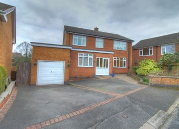 Lowcroft, Mapperley, Nottingham NG5. 4 bed detached house for sale