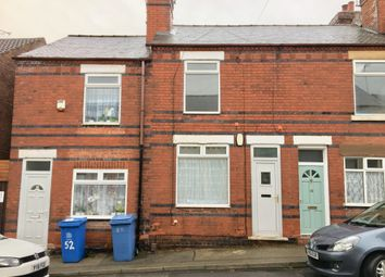 Thumbnail 2 bed terraced house to rent in Cromwell Street, Mansfield