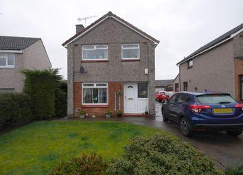 Thumbnail 3 bed detached house for sale in 21 Douie Crescent, Dumfries