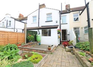 Thumbnail 2 bed terraced house to rent in Singlewell Road, Gravesend, Kent