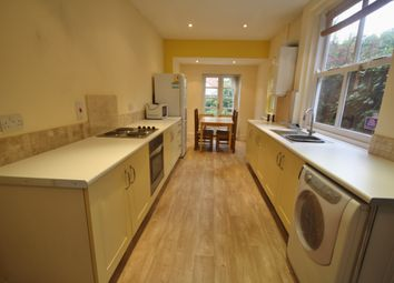 Thumbnail 4 bedroom terraced house to rent in Walton Street, Leicester LE3, West End