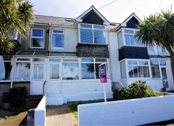 3 bed terraced house for sale in Penhallow Road, Newquay TR7