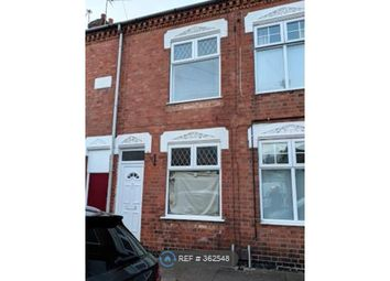 Thumbnail 2 bed terraced house to rent in Montague Road, Leicester
