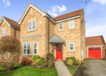 Thumbnail 3 bed detached house for sale in Hogarth Drive, Prenton