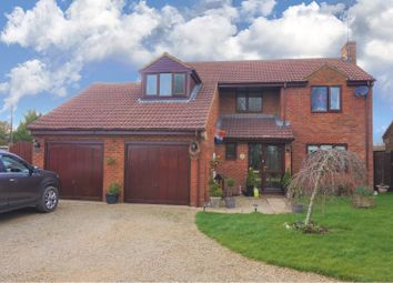 Thumbnail 4 bed detached house for sale in Hook, Swindon