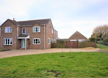 Thumbnail 4 bed detached house for sale in Small Lode, Upwell, Wisbech