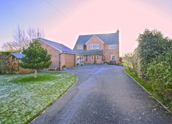 Thumbnail 6 bed detached house for sale in Ashville, Station Road, Little Hoole