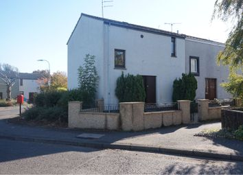 Thumbnail 2 bed end terrace house for sale in Berrymoss Court, Kelso