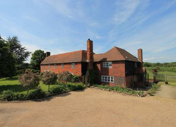Thumbnail 5 bed detached house for sale in Bells Farm Road, Tonbridge