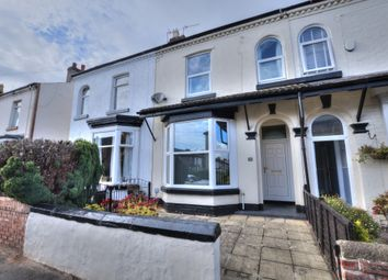 Thumbnail 2 bed terraced house for sale in York Road, Crosby, Liverpool
