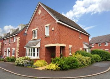 Thumbnail 4 bed detached house for sale in Bramblewood Close, Overton