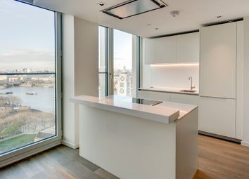 Thumbnail 2 bed flat for sale in South Bank Tower, London