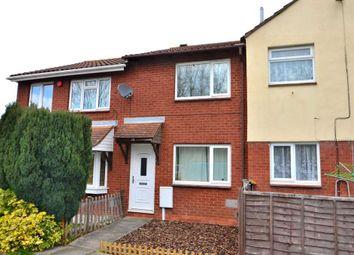 Thumbnail 2 bedroom terraced house for sale in Challacombe, Furzton, Milton Keynes, Buckinghamshire