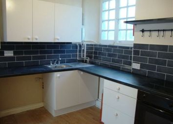 Thumbnail 1 bed flat to rent in Middle Street, Chepstow