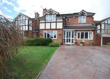 Thumbnail 4 bedroom detached house for sale in The Boundary, Clifton, Swinton, Manchester